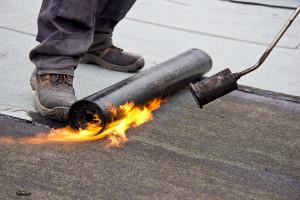 Dachdecker Flachdach Reparatur